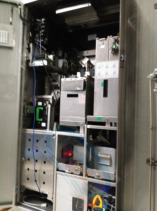 电源带电池整机性能兼容老化测试