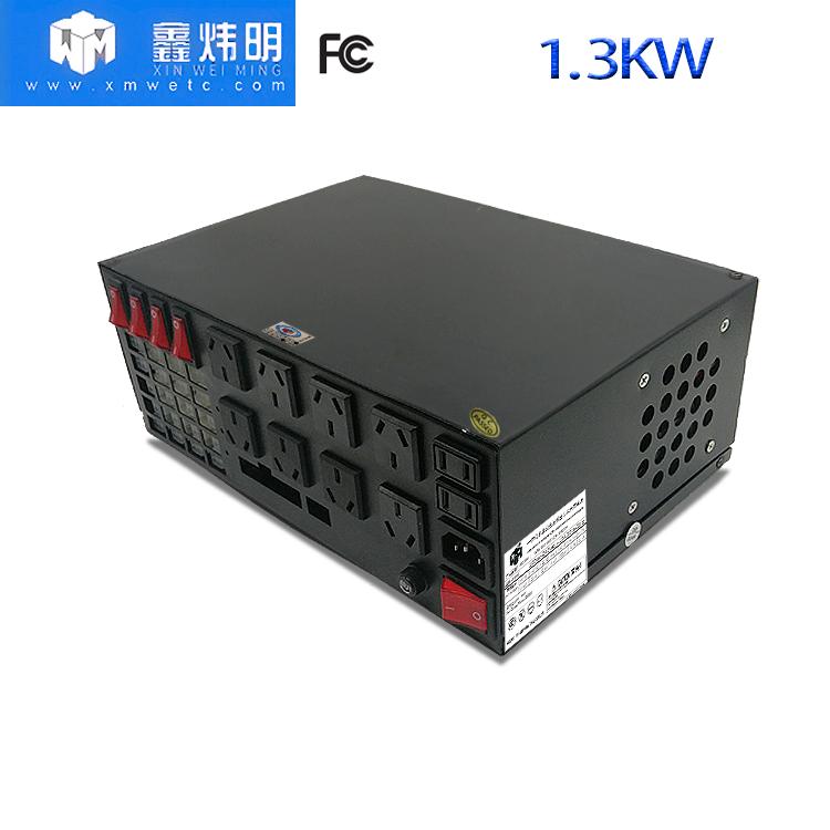 自助终端多功能工业电源VTM专用电源MW-MA1300